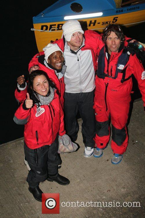 Davina Mccall, Andrew Flintoff, Denise Lewis and John Bishop 5