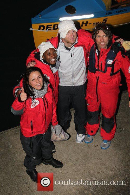 Davina Mccall, Andrew Flintoff, Denise Lewis and John Bishop 6
