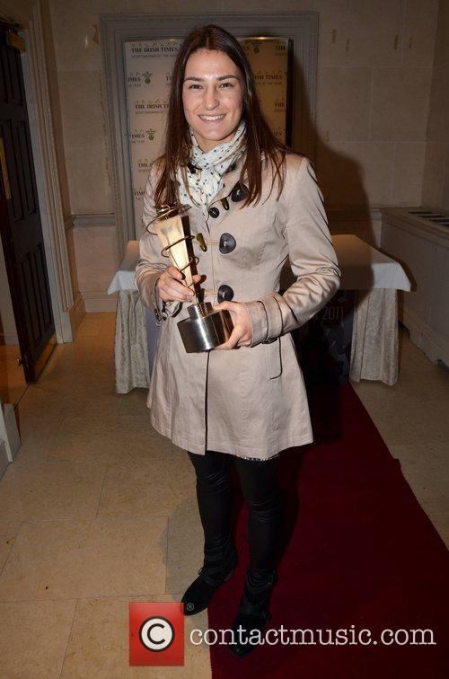 Katie Taylor Jockey Nina Carberry is named Sports...