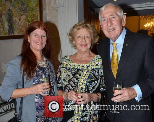 Bridget Taylor, Joan Delany and Ronnie Delany 1
