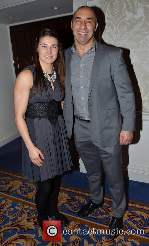 Katie Taylor and Peter Taylor 4