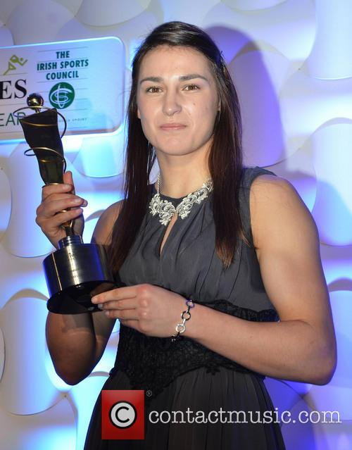 katie taylor sportswoman of the year awards 20035132