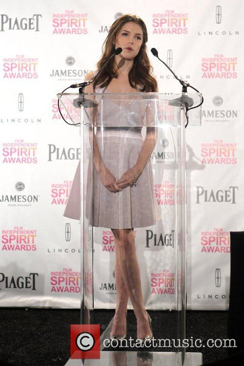 2013 Independent Spirit Awards Nominations Ceremony held at...