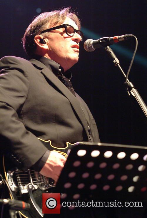 Chris Difford Squeeze performing live at indigO2 at...