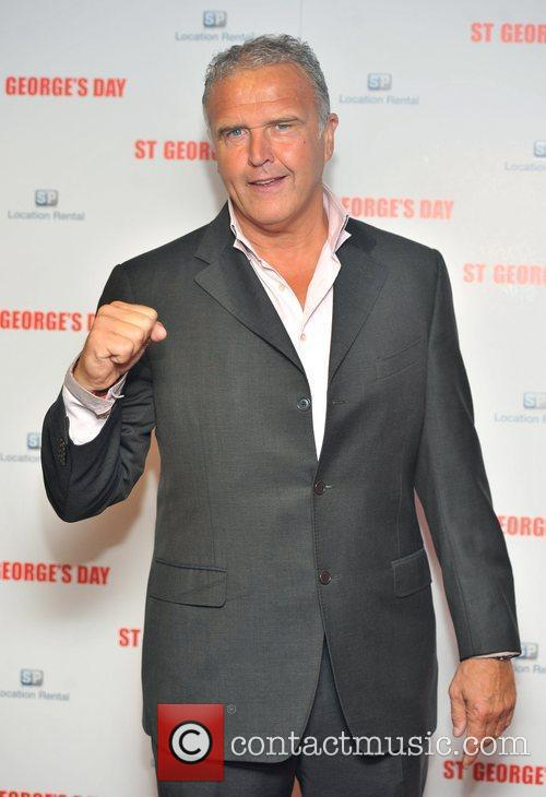 Tony Denham The World Premiere of St. George's...
