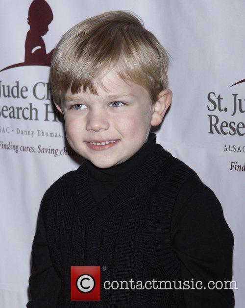 Nicholas Taylor 2012 Spotlight on St. Jude benefit...