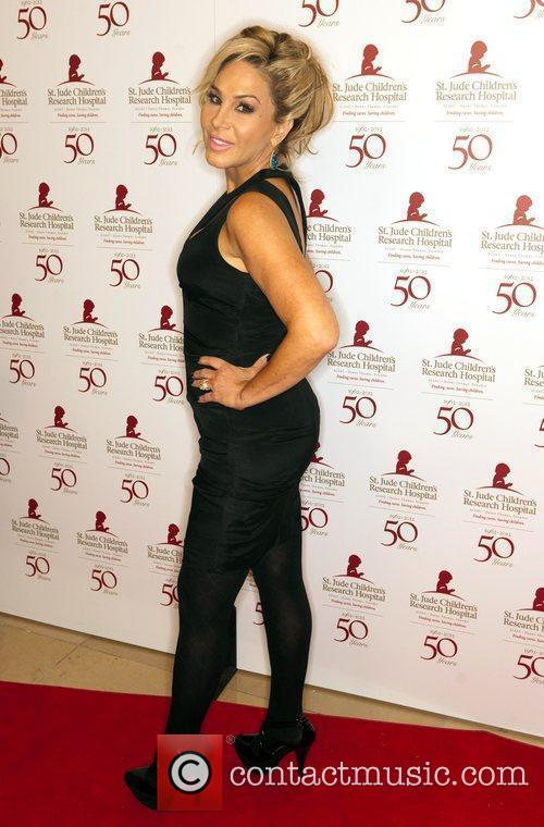 Adrienne Maloof St. Jude Childrens Hospital's 50th Anniversary...