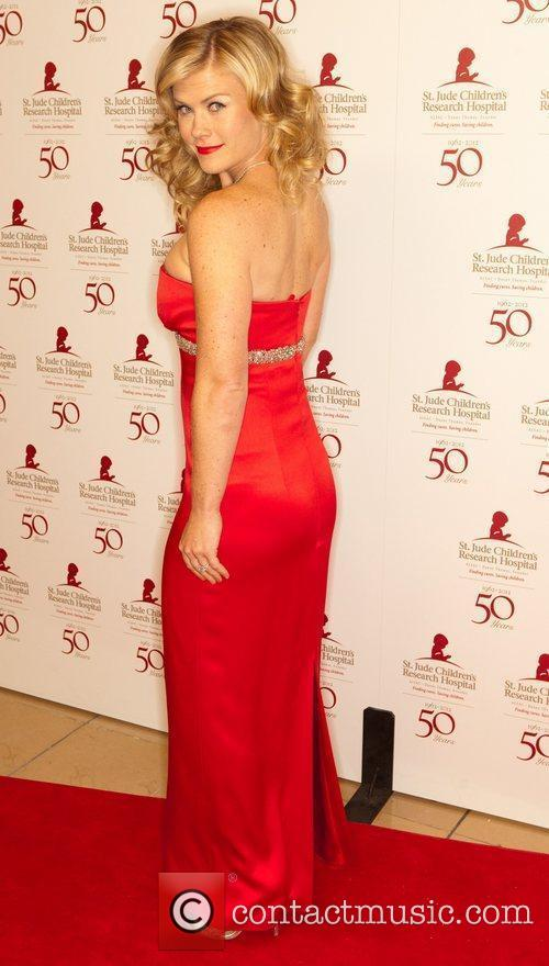 Alison Sweeney St. Jude Childrens Hospital's 50th Anniversary...