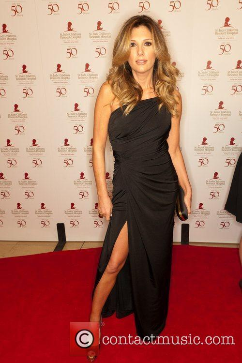 Daisy Fuentes and Beverly Hilton Hotel 3