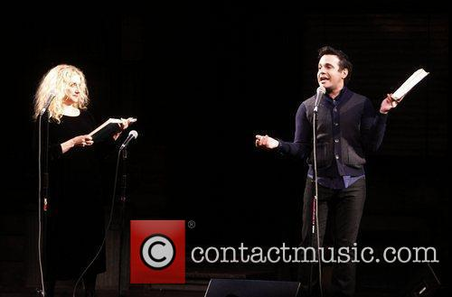 Carol Kane and Mario Cantone 2