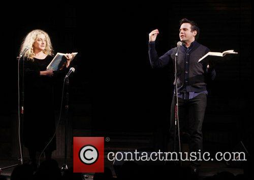Carol Kane and Mario Cantone 1