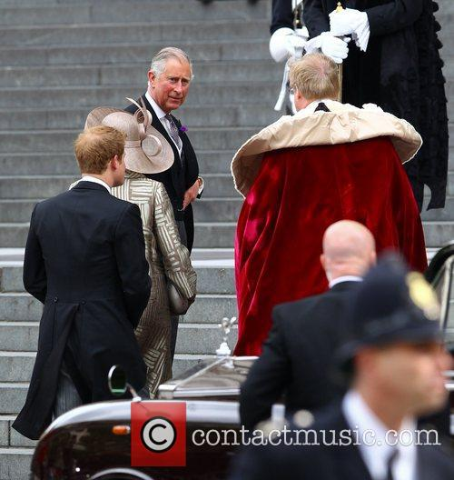 Prince Charles and Prince Harry 2