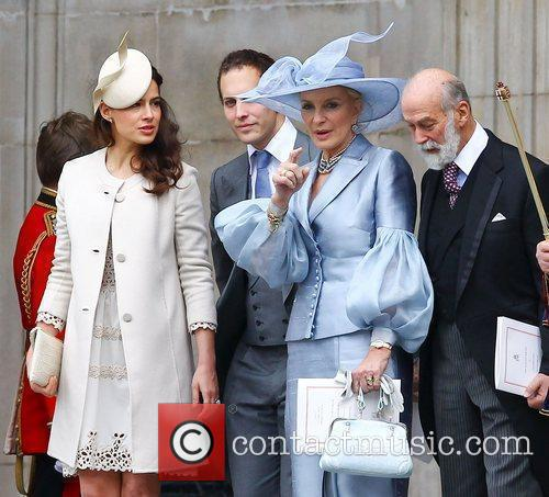 Princess Michael Of Kent and Kate Middleton 4