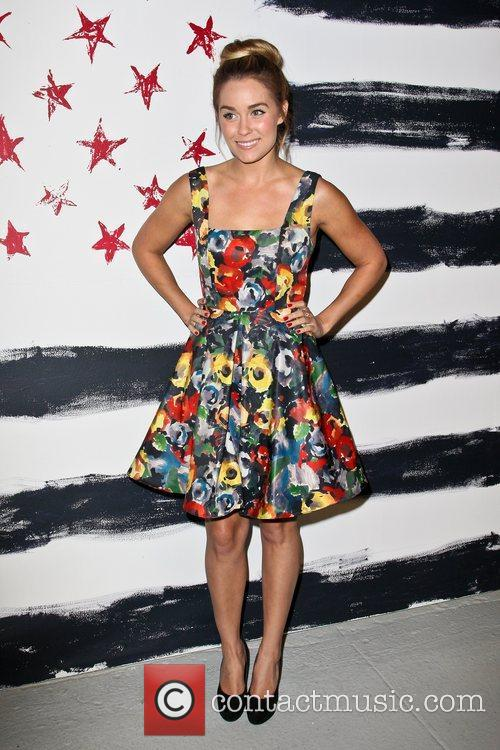 Lauren Conrad and New York Fashion Week 5