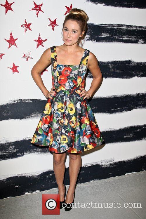 Lauren Conrad and New York Fashion Week 1