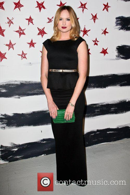 Kaylee DeFer Mercedes-Benz New York Fashion Week Spring/Summer...