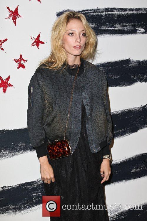 Cory Kennedy Mercedes-Benz New York Fashion Week Spring/Summer...