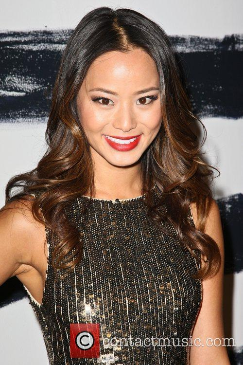 Jamie Chung and New York Fashion Week 6