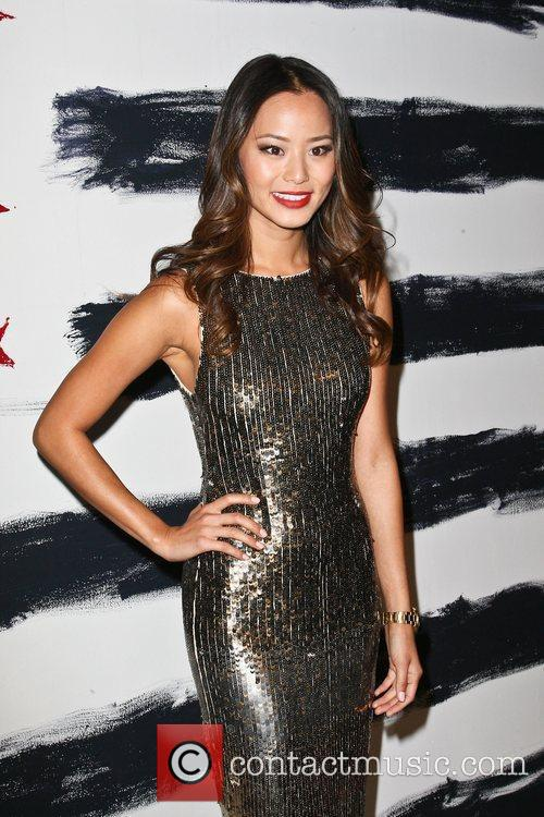 Jamie Chung and New York Fashion Week 1
