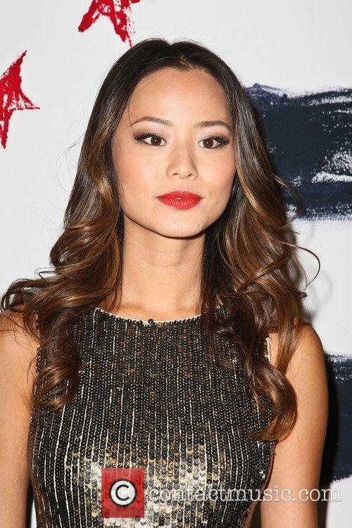 Jamie Chung and New York Fashion Week 2