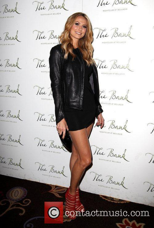 Stacy Keibler and The Bank Nightclub 2