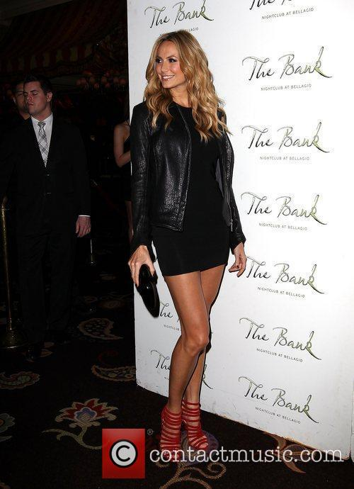 Stacy Keibler and The Bank Nightclub 11