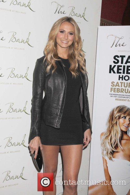 Stacy Keibler and The Bank nightclub 25