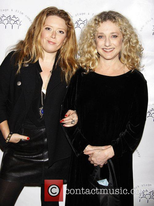 Natasha Lyonne and Carol Kane