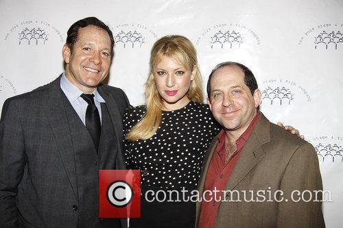 Steve Guttenberg and Ari Graynor 4