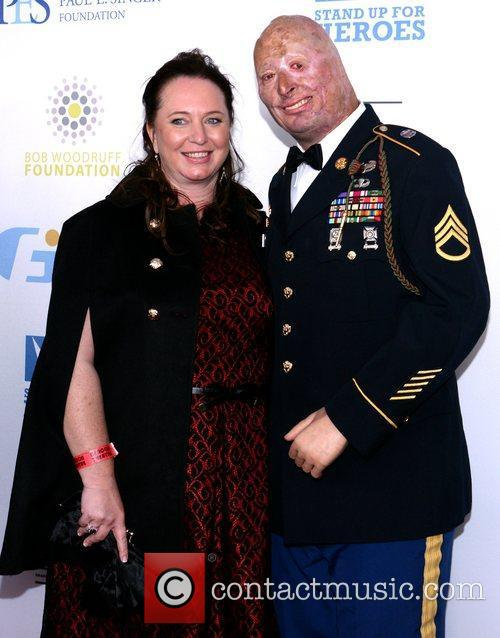 6th Annual Stand Up For Heroes at the...