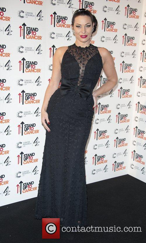 Immodesty Blaize Stand Up To Cancer fundraising gala,...