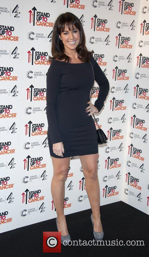 Sheree Murphy Stand Up To Cancer fundraising gala,...