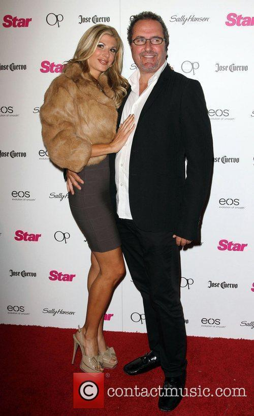 Alexis Bellino; Jim Bellino Star Magazine's All Hollywood...