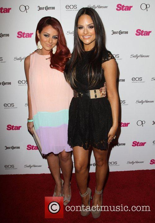 Aubrey O'Day and Pia Toscano Star Magazine's All...