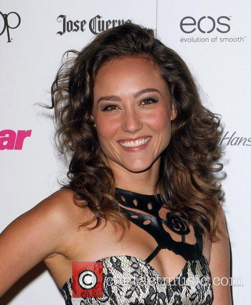 Lauren C. Mayhew Star Magazine's All Hollywood Event...