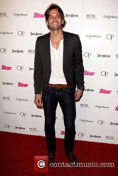 Colin Owens Star Magazine's 'All Hollywood' event at...