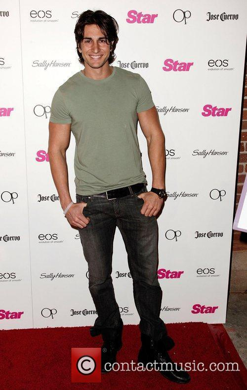 Lee Kholafai Star Magazine's 'All Hollywood' event at...