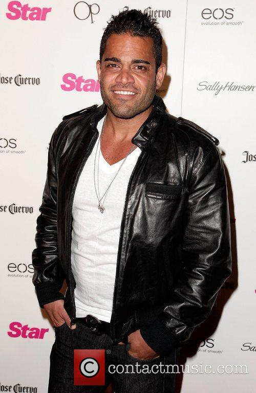 Mike Shouhed Star Magazine's 'All Hollywood' event at...