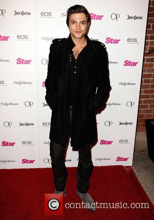 Misha Crosby Star Magazine's 'All Hollywood' event at...