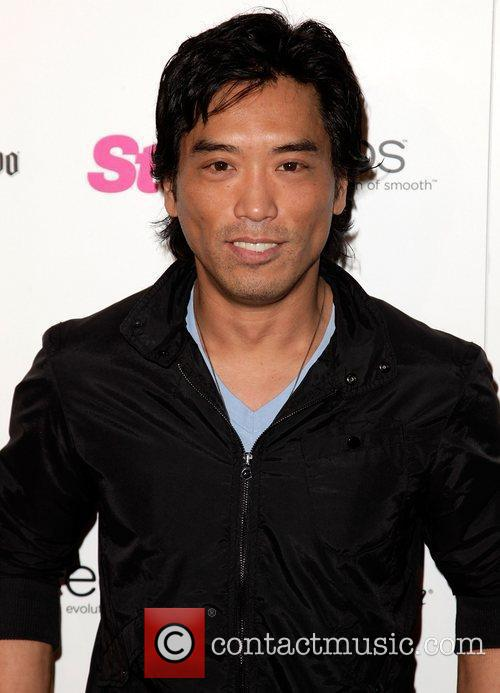 Peter Shinkoda Star Magazine's 'All Hollywood' event at...