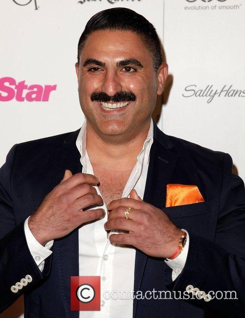 Reza Farahan Star Magazine's 'All Hollywood' event at...