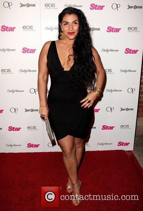 Sohan Rahmati Star Magazine's 'All Hollywood' event at...
