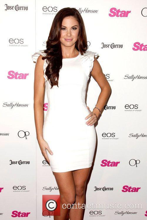 Jayde Nicole Star Magazine's 'All Hollywood' event at...