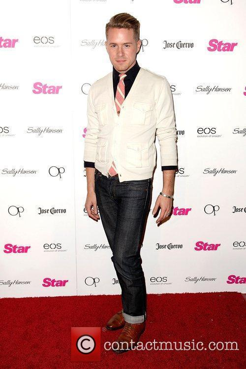 Theodore Leaf STAR ALL HOLLYWOOD EVENT at Hotspot...