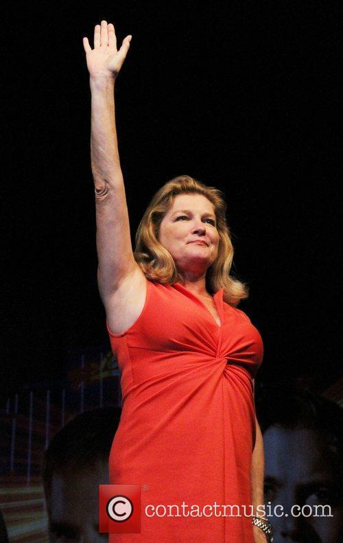 Kate Mulgrew and Star Trek Convention 2