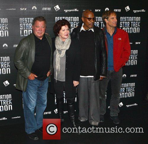 William Shatner, Kate Mulgrew, Avery Brooks, Scott Bakula, British, Patrick Stewart and Destination Star Trek London 2