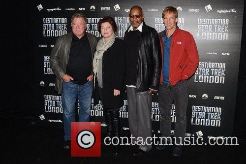 William Shatner, Kate Mulgrew, Avery Brooks, Scott Bakula, British, Patrick Stewart and Destination Star Trek London 7
