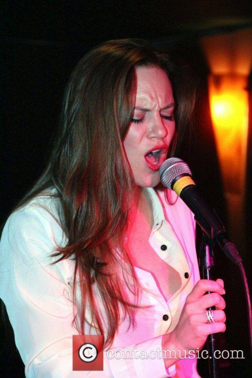 Danielle Savre Starlight Music Jam held at Skinny's...