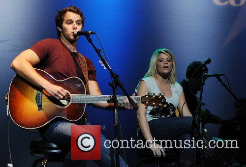 Easton Corbin and Lauren Alaina 4