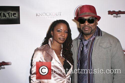 Shanola Hampton and John Shango 'Static' Screening held...